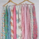 Meera Handicrafts 100% Cotton Women Stole