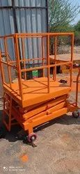 Customised Manual Hydraulic Movable Scissor Lift Table Cap 500 1000kg