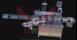 Auto Front And Back Labeling Machine
