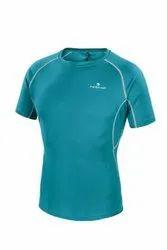 Summer Activity Or Sport Jasper T-shirt Man Coral Blue