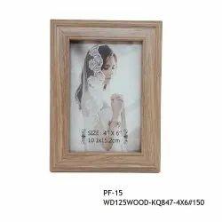 Wooden Photo Frame 4x6