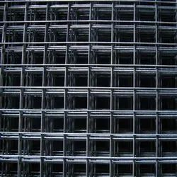 MS Powder Coated Welded Wire Mesh, For Industrial