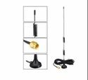 4g Antenna GSM 6DBI Springy Magnetic Stand Base Antenna With 3m Cable With SMA Male Connector