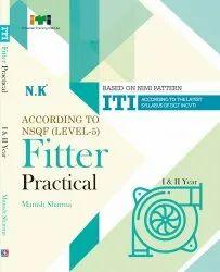 Fitter Practical Book - English (i & Ii Year), Iti