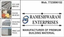 Flyash Bricks grey Building Material, Packaging Type: trucks