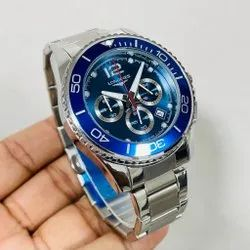 Blue Round Longines Watches For Men