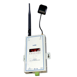 GMC203-GPS Network Time Synchronization