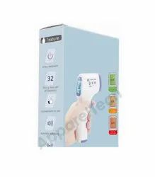 Contactless Non Contact Infrared Thermometer, For Hospital
