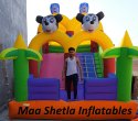 Mickey Mouse Outdoor Inflatable Slide