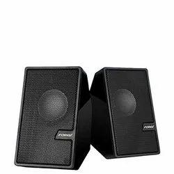 Black AUSHA FV-205 Computer Audio Computer Speaker