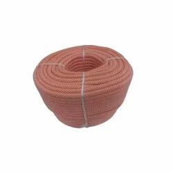 Multicolor Braided 10.5mm Nylon Kernmantle Rope, Size: 100 Mtr, 5.25 Mm