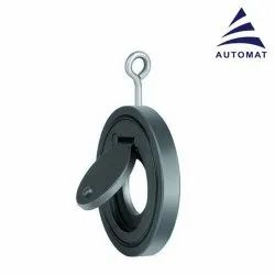 Automat Water PVC Wafer Swing Check Valve HT 298
