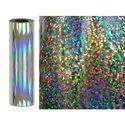 Holographic Heat Transfer Roll