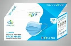 Face Mask Box Packaging