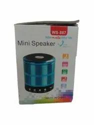 Mswipe WS887 Mini Speaker, 100 G, 5 Watts