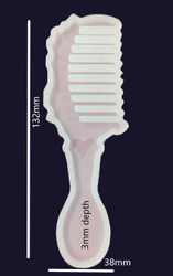 SILICONE - RESIN MOLD FOR COMB - 5.5 - URP088-RM