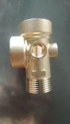 Brass 5 Way Connector, BSP, Size: 1