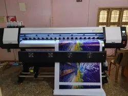 High Speed Eco Solvent Printer