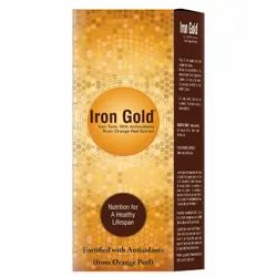 La Nutraceuticals Iron Gold Syrup 200ML