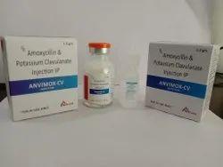 Amoxycillin And Potassium Clavulanate Injection IP