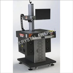 Auto Parts Laser Marking Machine