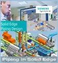 SIEMENS SOLID EDGE PIPING DESIGN SOFTWARE