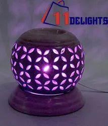 Round Shape Ceramic Electric Aroma Oil Diffuser