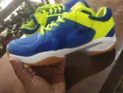 Rubber Badminton Shoes, Size: 6 To 11