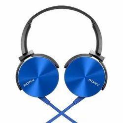 MDR-XB450 On-Ear Extra Bass Headphone