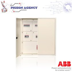 ABB Distribution Boards(7 Segment) 4 Way - S7SEG M 4