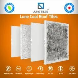 Solar Reflectance Index Thermal Insulation Roof Tile