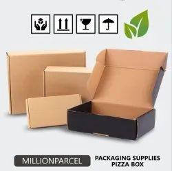 Single Wall 3 Ply Mailer Box