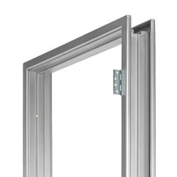 Steel Door Frame, Size: 8x3 Feet
