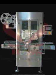 Shrink Sleeve Applicator Machine