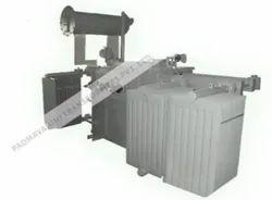 7MVA 3-Phase Power Transformer with OLTC & RTCC Panel Arrangement