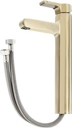 Metal Kohler Singulier Single Control Tall Lav Faucet, 463mm X 241mm X 101mm (lxwxh)