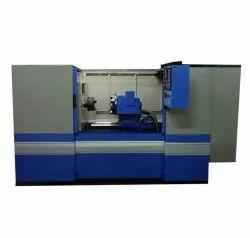 Global Mild Steel CNC Flatbed Lathe Machine, Maximum Turning Length: 1000 Mm, Maximum Turning Diameter: 200 Mm
