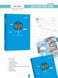 Good Life Theme Diary