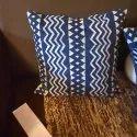 Indigo Dabu Cushion Pillow Cushion Cover