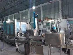 3600 Bph Pet Goli Soda Filling Machine
