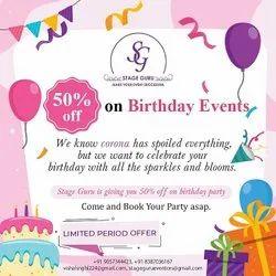 Birthday Events.