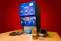 Fresh Milk Live Tea Machine