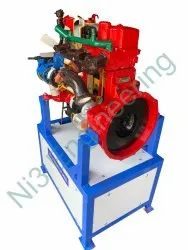 Diesel Engine Working Model