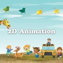 Digital 2D Animation Service