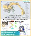 Siemens Amesim 1D 3D : Meachanical System Simulation Software