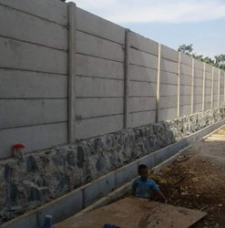 Compound Wall Fencing