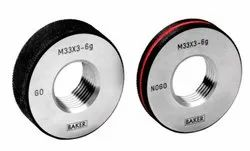 Metric Thread Plug And Ring Gauges