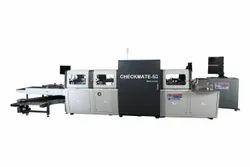 FMCG carton inspection machine - checkmate 50