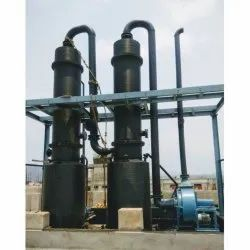 Hdpe Scrubber, For Acid Mist Control