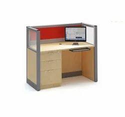 Aluminium Office Workstation